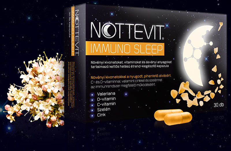 Nottevit Immuno Sleep