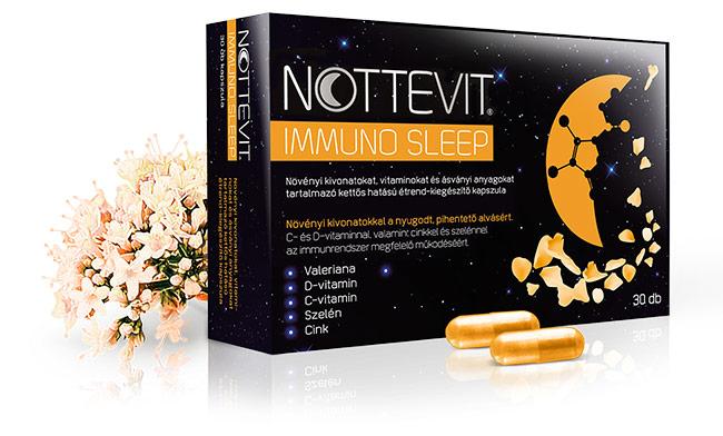 Nottevit Immuno Sleep