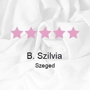 B. Szilvia