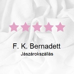 F. K. Bernadett