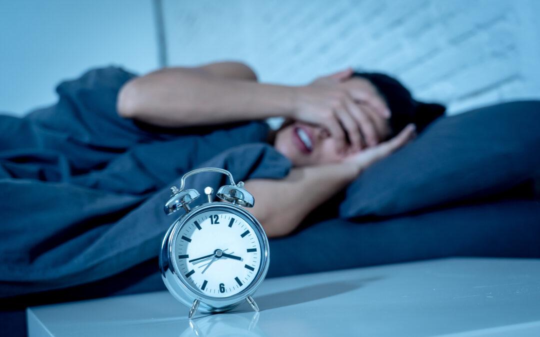 A kevés vagy rossz minőségű alvás egészségügyi hatásai